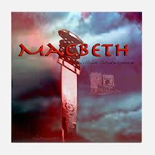 MacBeth Tile Coaster