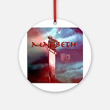 MacBeth Ornament (Round)