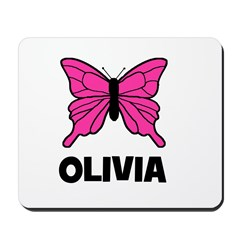 Butterfly - Olivia Mousepad