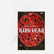 King Lear Greeting Cards (Pk of 20)