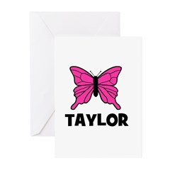 Butterfly - Taylor Greeting Cards (Pk of 10)
