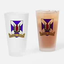 stienmug_ulsterscots_shield_distres Drinking Glass