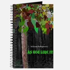 As You Like It Journal