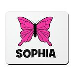 Butterfly - Sophia Mousepad
