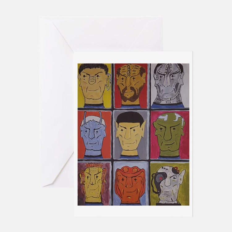 Infinite Diversity In Combinations Greeting Cards