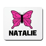 Butterfly - Natalie Mousepad