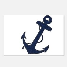 Anchored Postcards (Package of 8)