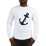 Anchor Long Sleeve T-shirts