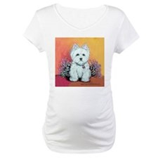 West Highland White Portrait Shirt