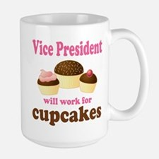 Funny Vice President Mugs
