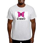 Butterfly - Sydney Light T-Shirt