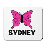 Butterfly - Sydney Mousepad