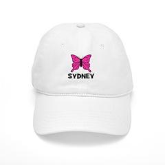 Butterfly - Sydney Baseball Cap