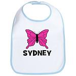 Butterfly - Sydney Bib