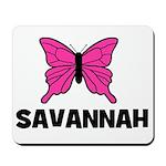 Butterfly - Savannah Mousepad