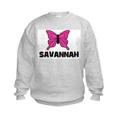 Butterfly - Savannah Sweatshirt