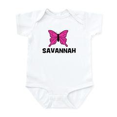 Butterfly - Savannah Infant Bodysuit