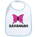 Butterfly - Savannah Bib
