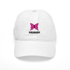 Butterfly - Hannah Baseball Cap