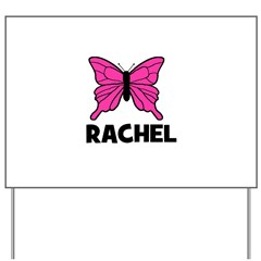 Butterfly - Rachel Yard Sign