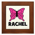 Butterfly - Rachel Framed Tile