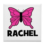 Butterfly - Rachel Tile Coaster