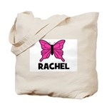 Butterfly - Rachel Tote Bag