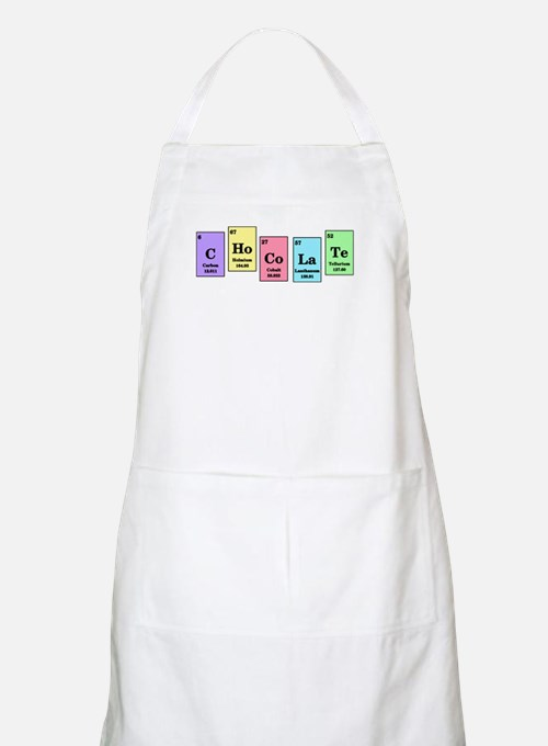 Elemental Chocolate Apron