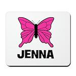 Butterfly - Jenna Mousepad