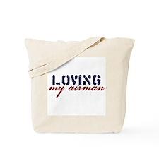 Moving My Airman Tote Bag