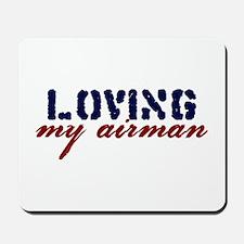 Moving My Airman Mousepad