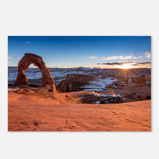 Cool Utah Postcards (Package of 8)