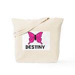 Butterfly - Destiny Tote Bag