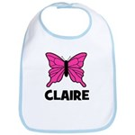 Butterfly - Claire Bib