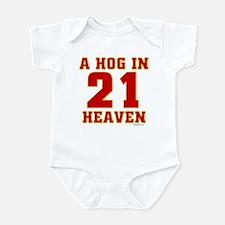 (21) A HOG IN HEAVEN Onesie