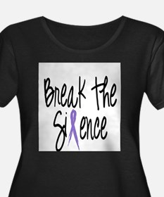 Speak Out, ri Plus Size T-Shirt