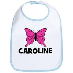 Butterfly - Caroline Bib