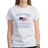 In the basket of deplorable Women's T-Shirt