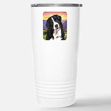 Funny Greater swiss mountain dog mom Travel Mug