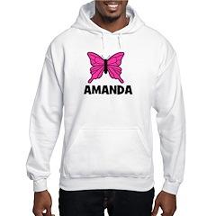Butterfly - Amanda Hoodie