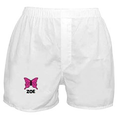 Butterfly - Zoe Boxer Shorts