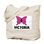 Butterfly - Victoria Tote Bag