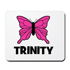 Butterfly - Trinity Mousepad