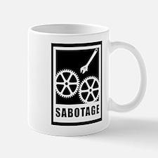 Sabotage Mugs