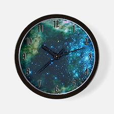 Unique Nebula nebulae orion pink space space exploratio Wall Clock