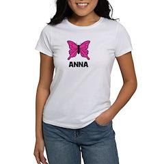 Butterfly - Anna Women's T-Shirt