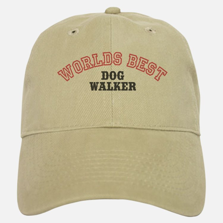 Worlds Best Dog Walker Baseball Baseball Cap