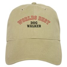 Worlds Best Dog Walker Baseball Cap
