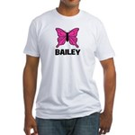 Butterfly - Bailey Fitted T-Shirt