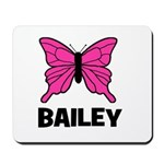 Butterfly - Bailey Mousepad